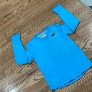 Long sleeve Hollister size m good condition
